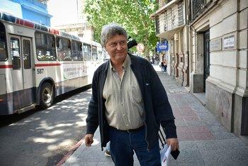 Rafael Michelini fue cesado como secretario político