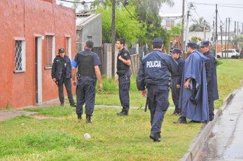 Correa Balladares les abrió la puerta a los hombres que llegaron la mañana de este sábado a su casa y lo ejecutaron; la vivienda es testigo de crímenes y balaceras