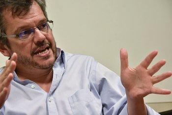 Sociólogo y exdirector de Convivencia y Seguridad Ciudadana del Ministerio del Interior, Gustavo Leal