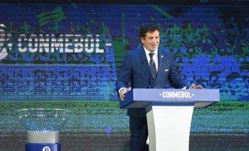 Alejandro Domínguez desmintió los rumores acerca de que Argentina se bajó de ser anfitrión de la Copa América 2021