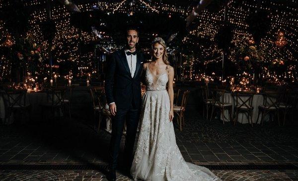 Resultado de imagen para lucas sugo en casamiento de godin