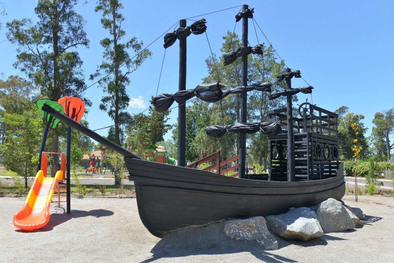 El Nuevo Parque Jaguel Un Proyecto Que Rescata La Tradicion Y