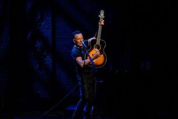 El músico estadounidense debutó en Broadway en 2017 con un exitoso show
