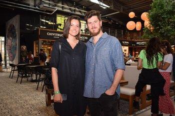 Cecilia Machado y Martin Esteves