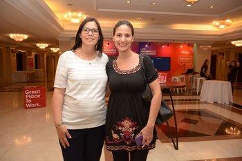 Lucia Viera y Paula Spasandin