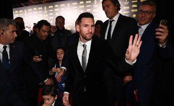 Lionel Messi hablará con la prensa este domingo