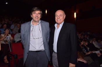 Guillermo Scheck y Daniel Varece