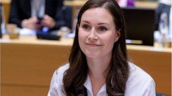 Sanna Marin es la primera ministra más joven del mundo.