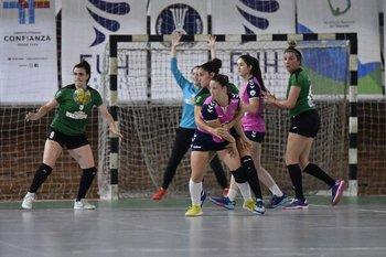 El handball no pudo retomar el Súper 4
