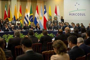 Cumbre del Mercosur en 2019