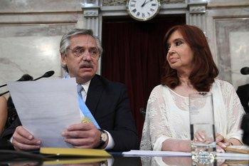 Cristina Fernández publicó una carta este jueves