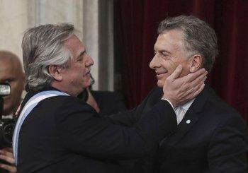 La imagen de Alberto se desploma y supera al peor momento de Macri