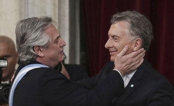 Fernández reveló una charla que tuvo con el expresidente Mauricio Macri, y criticó a la oposición