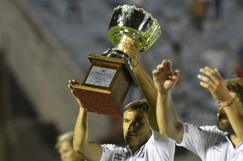 Nacional es dueño de la Copa Uruguay hasta el 11 de abril; puede retenerla o quedará en manos de Rentistas o Liverpool