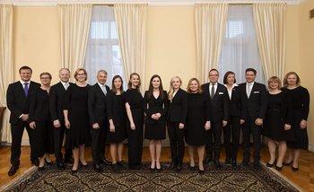 El nuevo gabinete de Finlandia, cuya primera ministra es una mujer de 34 años