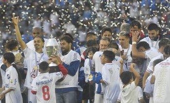 Nacional campeón 2019