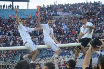 Nacional campeón del Uruguayo 2019