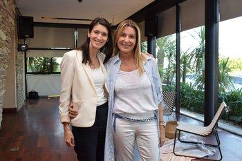 Paola y Estela Maeso