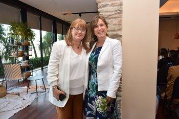 Laura Garciano y Laura Ceranti