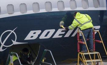 El daño económico no solo recae en Boeing sino también en toda la industria que hay detrás de ella.