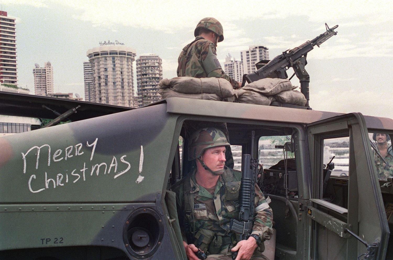 Presidente Maduro recordó 20 años de la invasión a Panamá