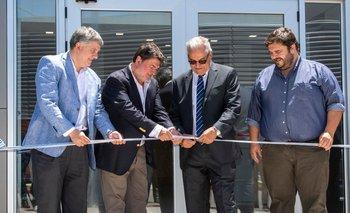 Fernando Fontán, José Luis Repetto, Enzo Benech e Ignacio Buffa.