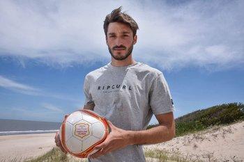 Matías Viña mejor jugador de 2019