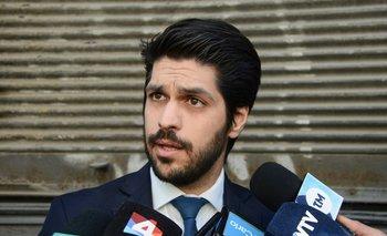 Andrés Ojeda, abogado del Sindicato Policial