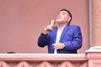 Diego Maradona murió en noviembre de 2020 a los 60 años