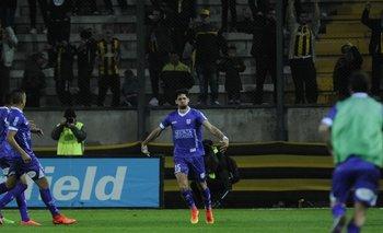 Inolvidable: el gol de Cougo en el 9 contra 11