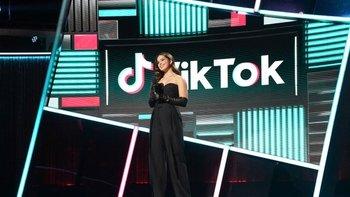 La cantante Addison Rae es una estrella de Tik Tok.