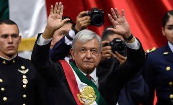 Presidente mexicano Manuel López Obrador