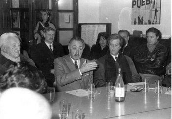 Crottogini, Seregni y Vázquez