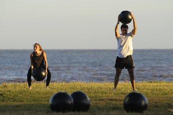 La actividad física al aire libre esté permitida