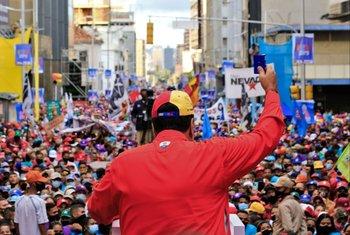 Maduro aseguró que respetará las victorias de la oposición en las regionales