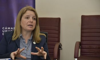 Marina Cantera asumió la presidencia de Camtur la semana pasada