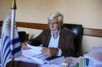 El exministro del Interior, Eduardo Bonomi