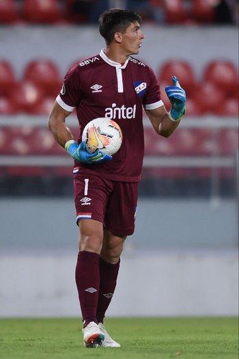 Sergio Rochet, figura