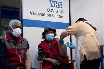Reino Unido es uno de los países más golpeados por la pandemia