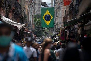 Brasil sufre las consecuencias del covid