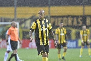 Ariel Nahuelpán mostró su mejor versión ante Montevideo City Torque