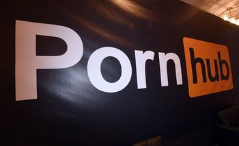 Pornhub, el mayor sitio de pornografía del mundo.