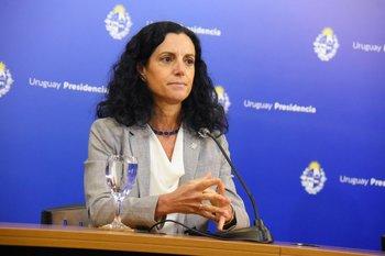 Si hay algo que dejó claro la ministra es la importancia que le da el gobierno a la cuestión fiscal.
