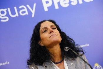 Azucena Arbeleche anunciará medidas económicas