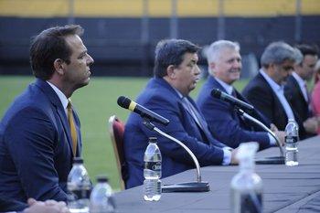 Ruglio, Barrera y Catino