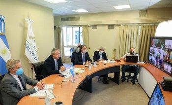 Reunión del Mercosur. Foto de Archivo.