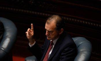 El senador Guido Manini Ríos pidió mayor atención para medianas empresas