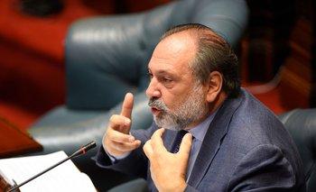 El senador Jorge Gandini presentó varias propuestas