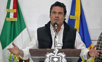 Aristóteles Sandoval, exgobernador mexicano