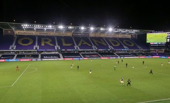 El estadio de Orlando